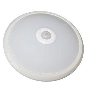 Aplica LED cu senzor de prezenta HEPOL PT 12W lumina neutra
