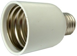 Adaptor dulie E27/E40