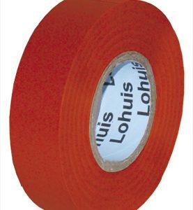 Banda izolatoare PVC 20 M (0,15mm x 20mm) ROSU